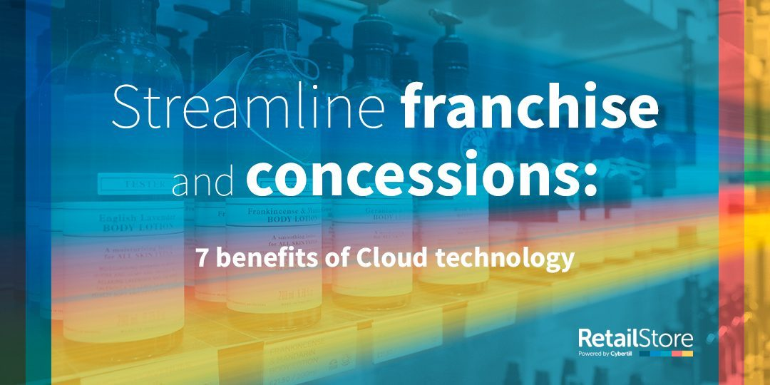 Streamline your Franchise and Concessions