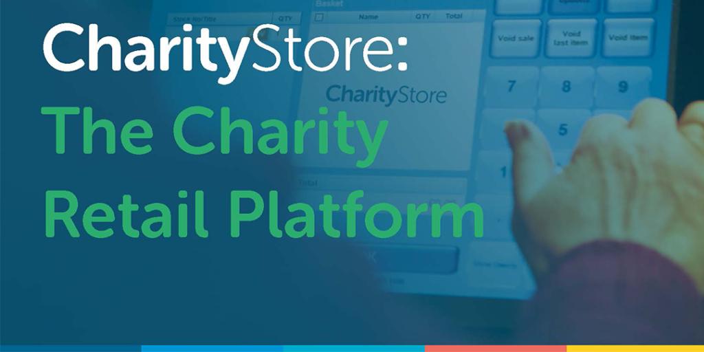 CharityStore brochure