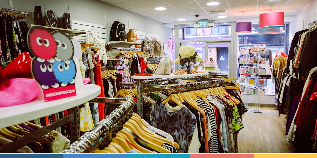 UK Charity Shops Show Resilience