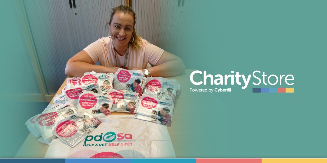 PDSA 100 bags for 100 years
