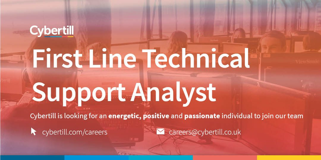 First Line Technical Support Analyst