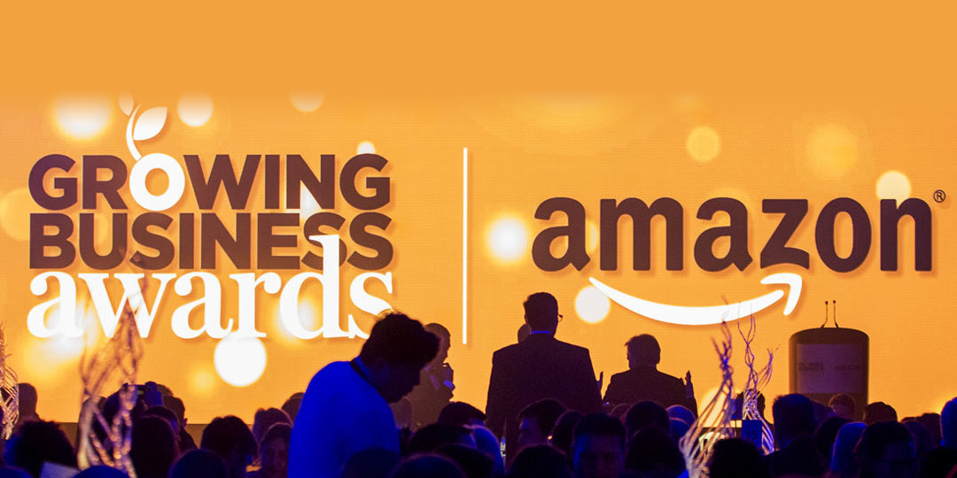 Cybertill nominated for The Amazon Growing Business Awards 2018