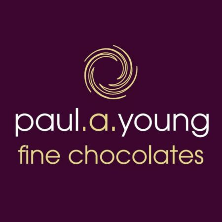 Paul A Young Fine chocolates logo