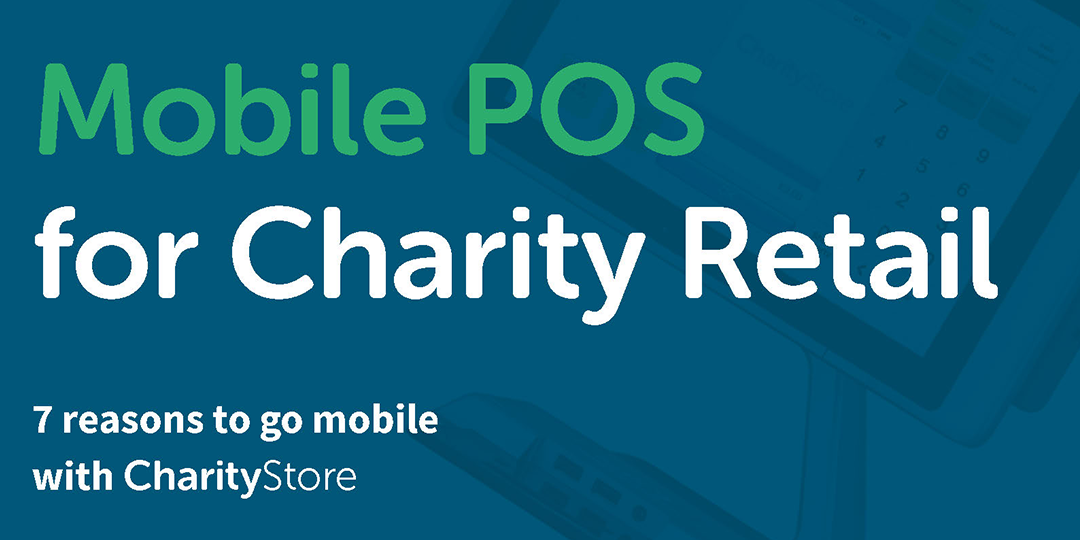 Mobile POS for charity retail