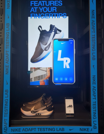 Nike flagship store New York