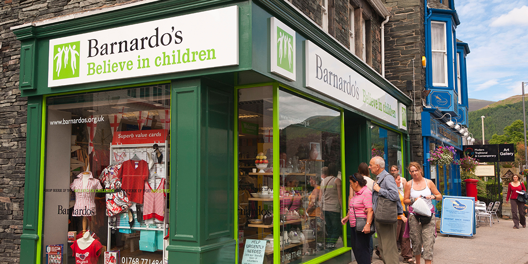Barnardo's improving ROI and processes with EPoS