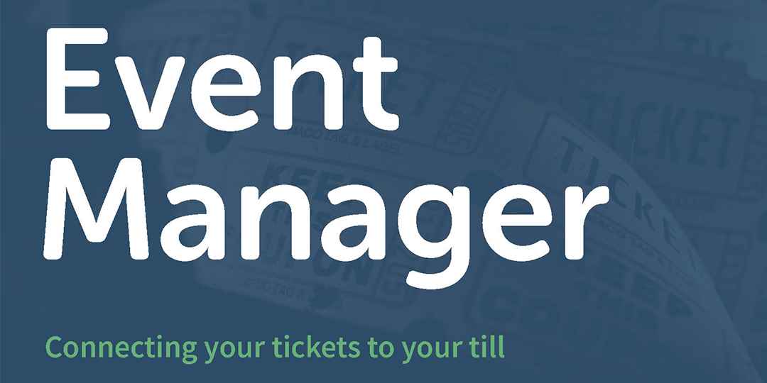 Integrating event tickets with your EPoS