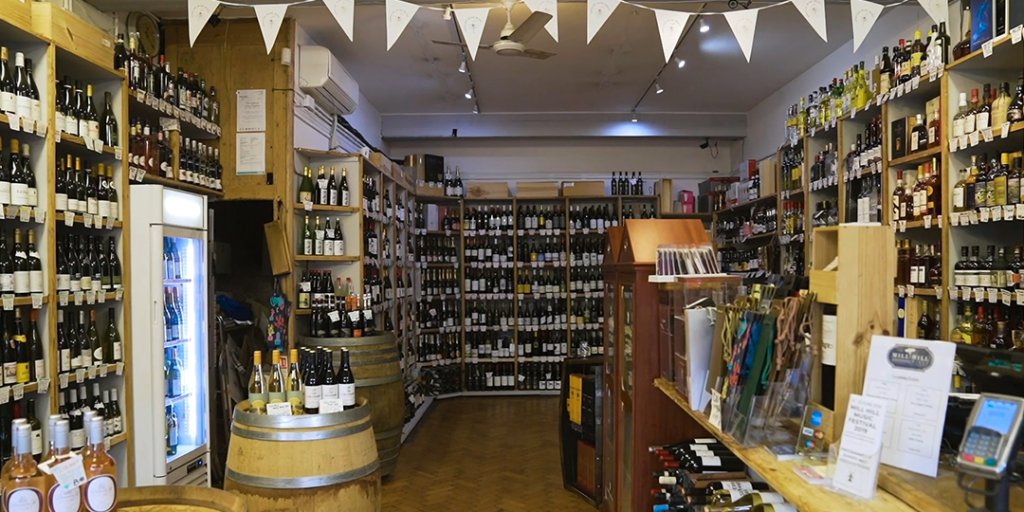 epos for wine merchants and off licence retailers