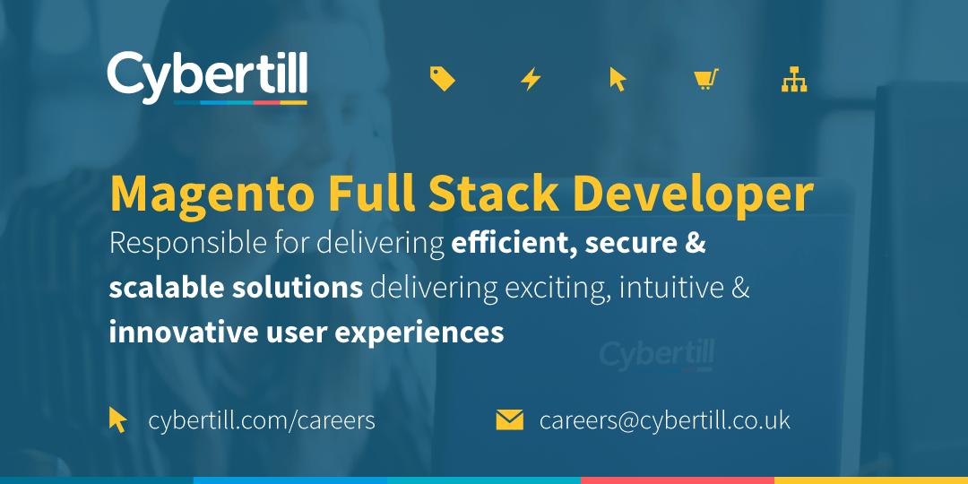 Magento Full Stack Developer