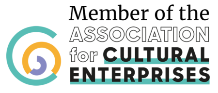 member of the Association for Cultural Enterprises