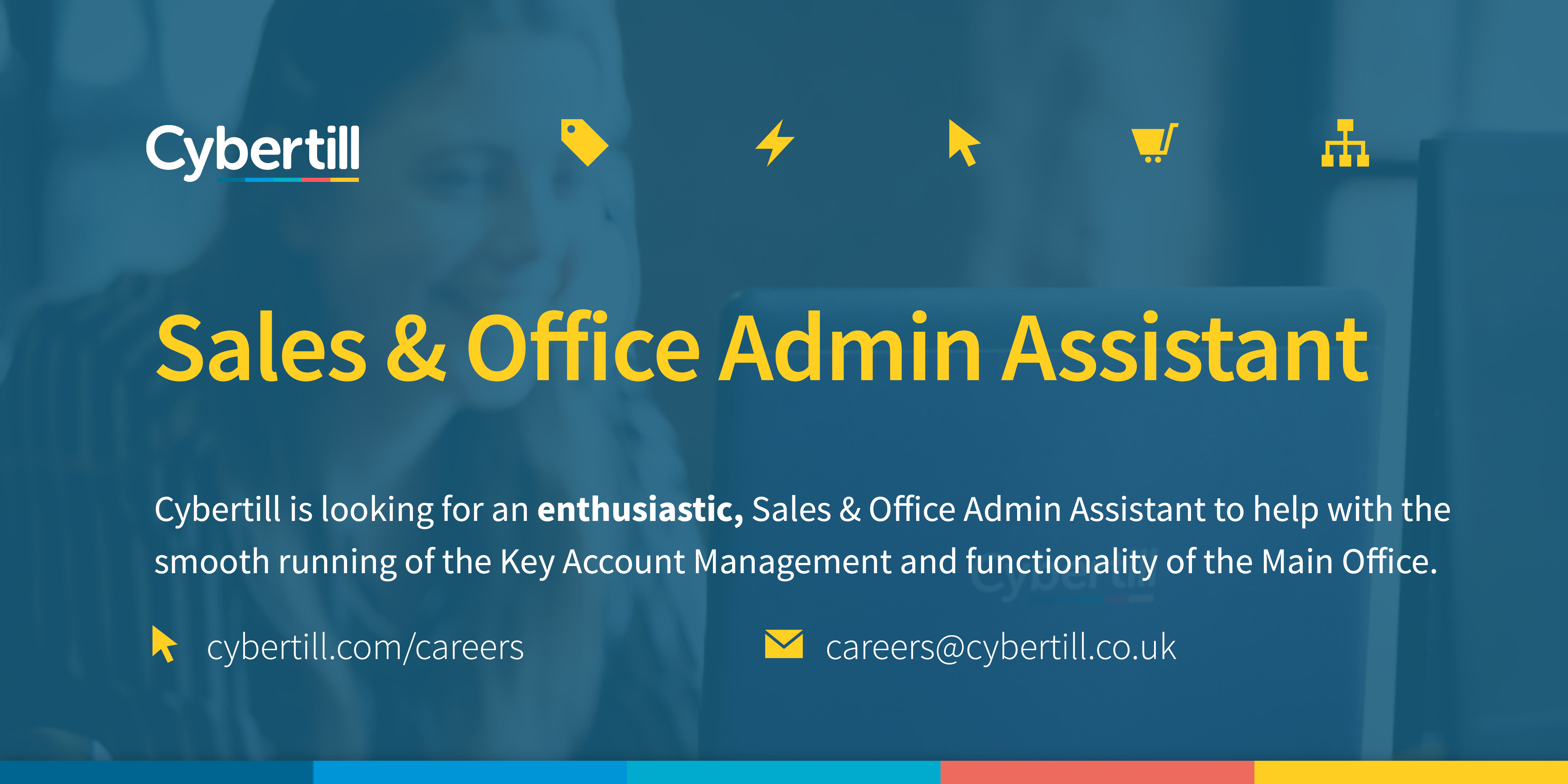 Sales & Office Admin Assistant