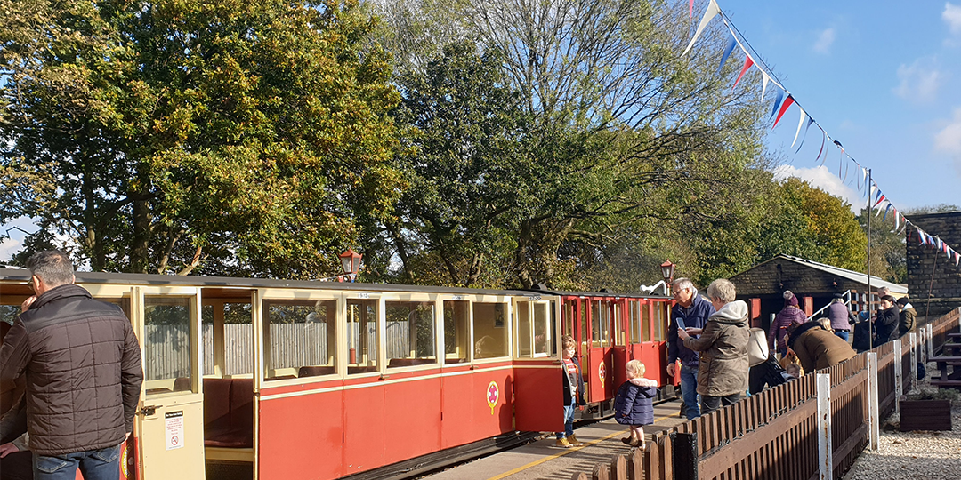 Kirklees Light Railway showcase case study