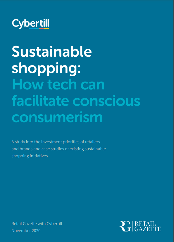 Sustainable shopping report
