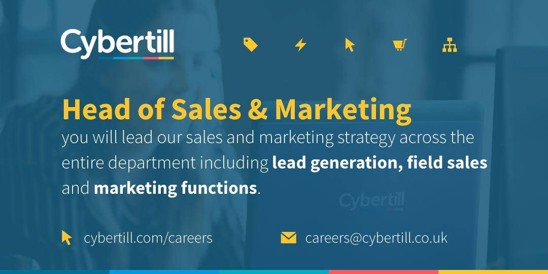 Head of Sales & Marketing